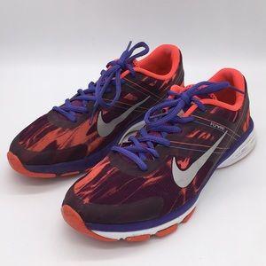 Nike Dual Fushion TR 2 Flywire Low Top 6.5 Purple